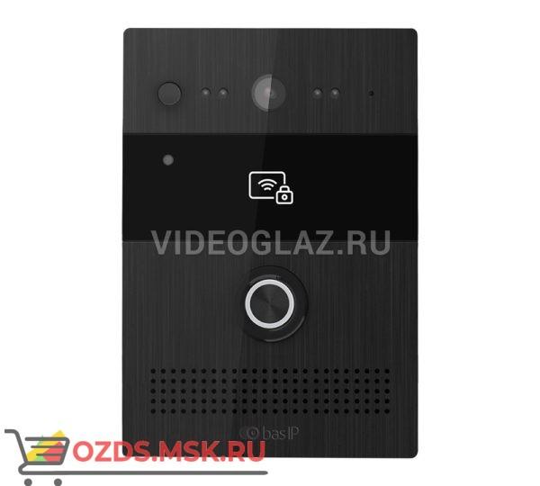 BAS-IP AV-07B BLACK Вызывная панель IP-домофона