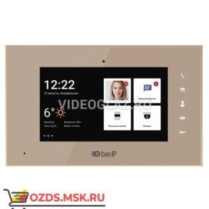 BAS-IP AQ-07L GOLD Монитор IP-домофона
