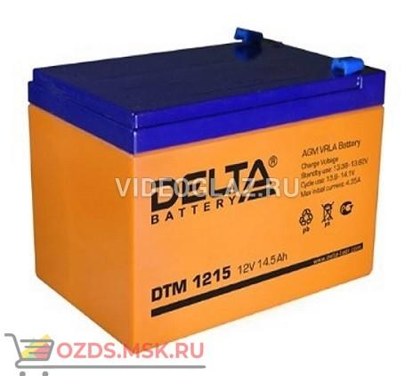 Delta DTM 1215 Аккумулятор
