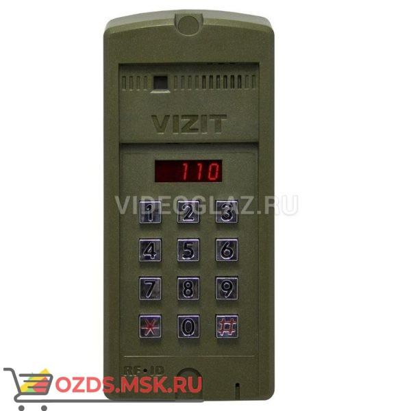 VIZIT БВД-SM110R Вызывная панель аудиодомофона