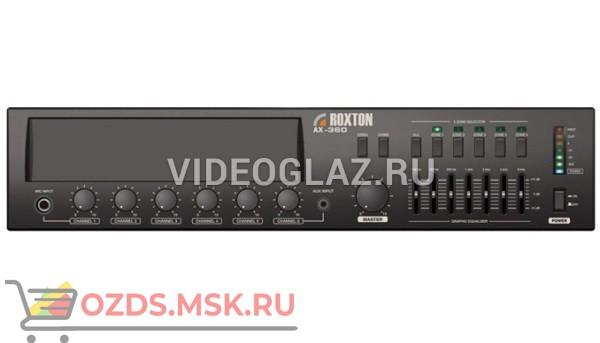 ROXTON AX-360 Трансляционный усилитель