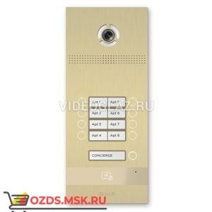 BAS-IP BI-08FB GOLD Вызывная панель IP-домофона
