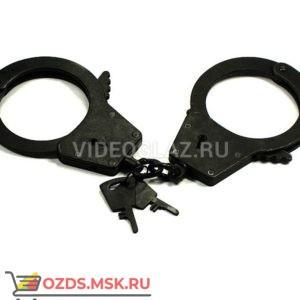 Оксидированные вороненые наручники «БРС-2» Наручники
