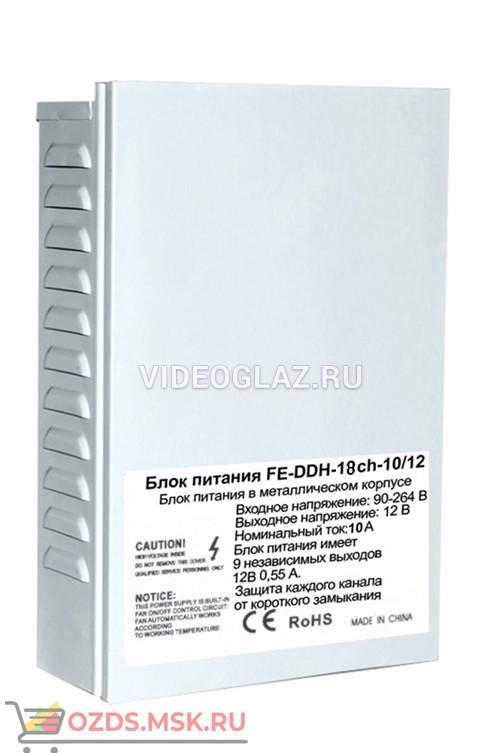 Falcon Eye FE-DDH-18ch-1012 Источник питания до 12В