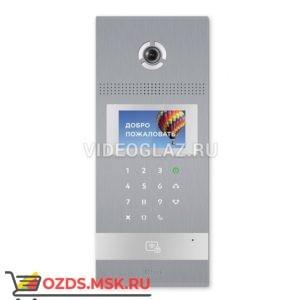 BAS-IP AA-12FB SILVER Вызывная панель IP-домофона