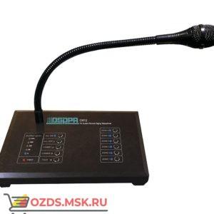 DSPPA CM-12 Дискуссионная система