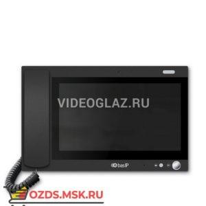 BAS-IP AM-02 BLACK Монитор IP-домофона