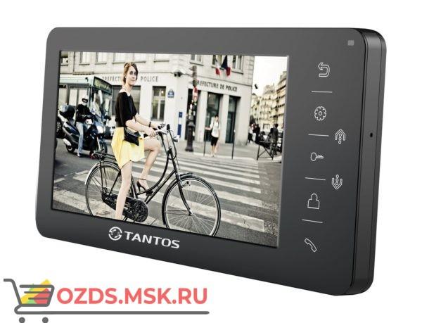 Tantos Amelie XL(black) Сопряженный видеодомофон