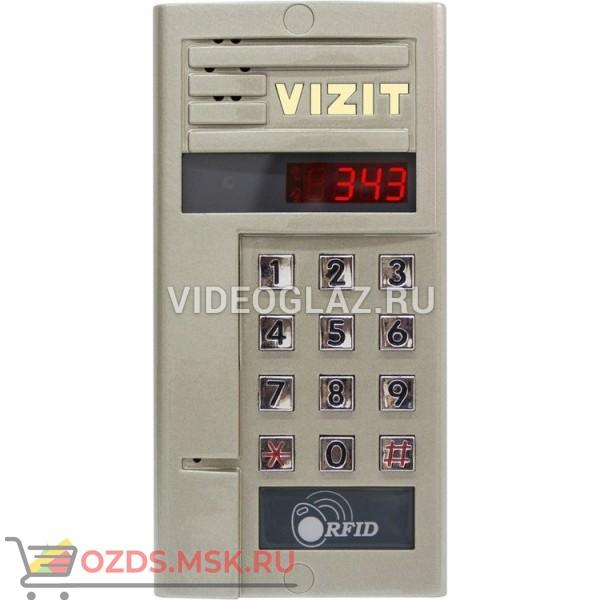 VIZIT БВД-343RCPL Вызывная панель видеодомофона