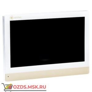 Optimus VMH-7(white+gold) Монитор видеодомофона с памятью