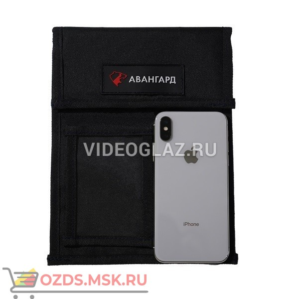 Экранирующий чехол Преграда (маленький, для смартфонов) Защитный щит