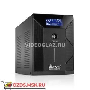 SVC V-3000-F-LCD Источник бесперебойного питания 220В