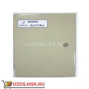 Давикон Бокс АКБ 2х17 - 24В Дополнительное оборудование к аккумуляторам