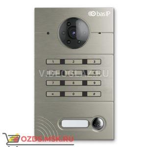 BAS-IP AV-01KD Grey Вызывная панель IP-домофона