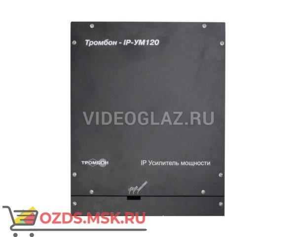 Оникс IP усилитель ТРОМБОН IP-УМ120 Усилитель мощности