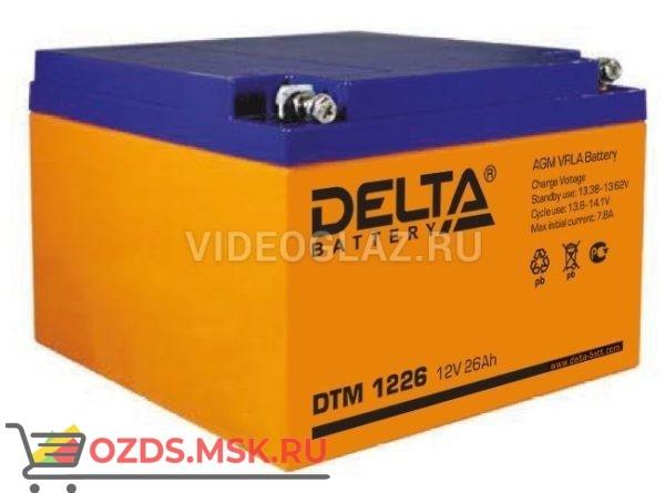 Delta DTM 1226 Аккумулятор
