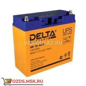 Delta HR 12-80 W Аккумулятор