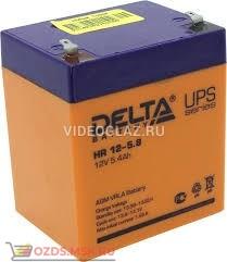 Delta HR 12-5.8 Аккумулятор