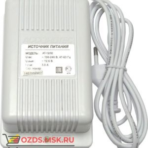 AccordTec AT-1250 белый Источник питания до 12В
