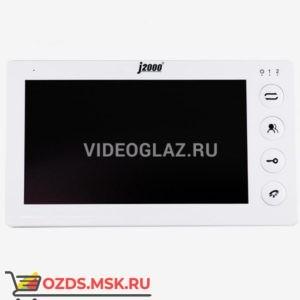J2000-DF-КАРИНА SD PAL (белый) Монитор видеодомофона с памятью