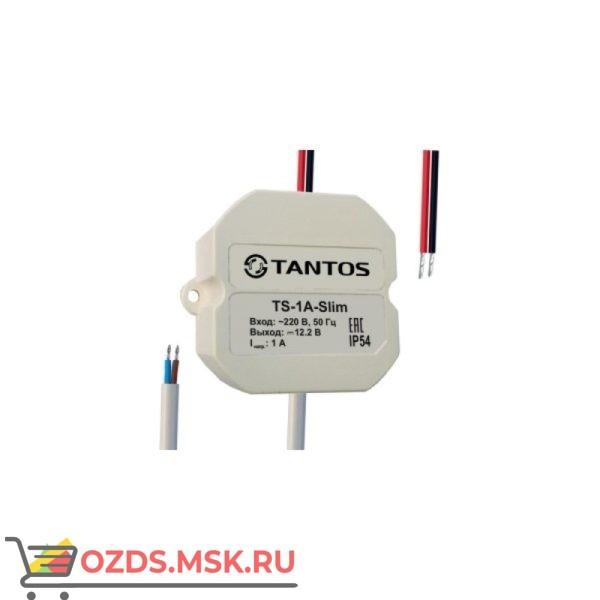 Tantos TS-1A-U-Slim Источник питания до 12В