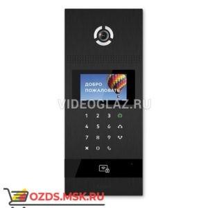 BAS-IP AA-12FB BLACK Вызывная панель IP-домофона