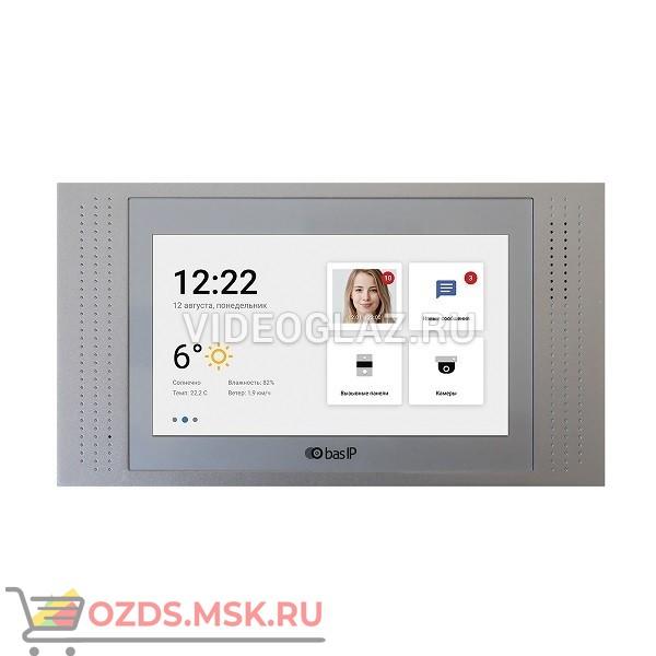 BAS-IP AT-07L WHITE Монитор IP-домофона