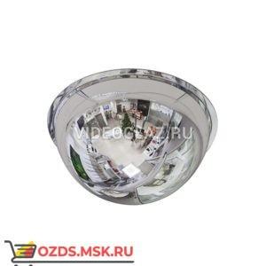 DL Зеркало 600 мм купольное Зеркало сферическое обзорное
