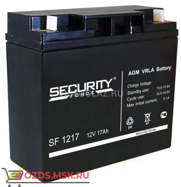 Security Force SF 1217 Аккумулятор