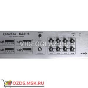 Оникс ТРОМБОН-ПЗВ-4 Блок организации музыкальной трансляции