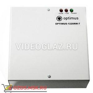 Optimus 1220RM-7 Источники бесперебойного питания до 12В