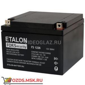 ETALON FS 1226 Аккумулятор