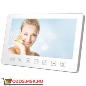 Tantos Amelie Slim XL(white) Сопряженный видеодомофон