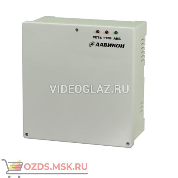 Давикон ИВЭПР-1260АП-V8(ББП-60АП-V8) Источники бесперебойного питания до 12В