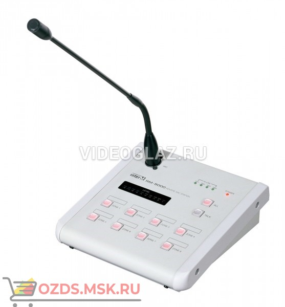 Inter-M RM-8000 Микрофонконсоль