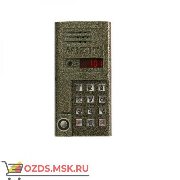 VIZIT БВД-SM101RCPL Вызывная панель видеодомофона