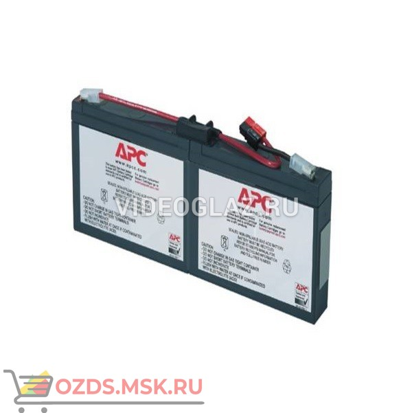 APC RBC18 Аккумулятор
