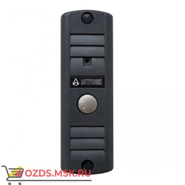 Activision AVP-506(PAL) (темно-серый) Вызывная панель видеодомофона