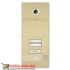 BAS-IP BI-02FB GOLD Вызывная панель IP-домофона