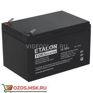 ETALON FS 1212 Аккумулятор