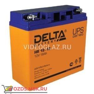Delta HR 12-18 Аккумулятор