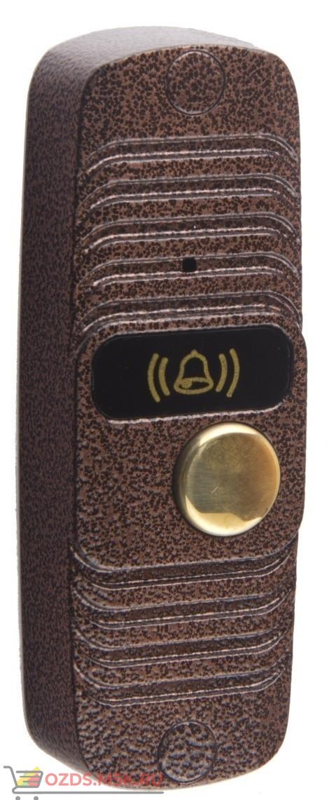 JSB-Systems JSB-V05M PAL(медь) 600 твл Вызывная панель видеодомофона