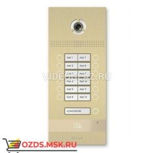 BAS-IP BI-12FB GOLD Вызывная панель IP-домофона