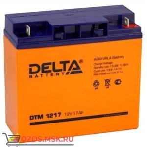 Delta DTM 1217 Аккумулятор