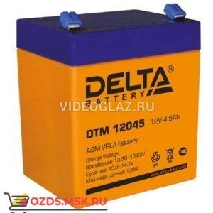 Delta DTM 12045 Аккумулятор