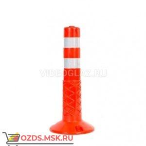Столбик гибкий 450мм (Т) цельный Гибкий столбик