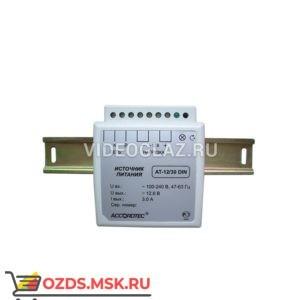 AccordTec AT-1215 DIN Источник питания до 12В