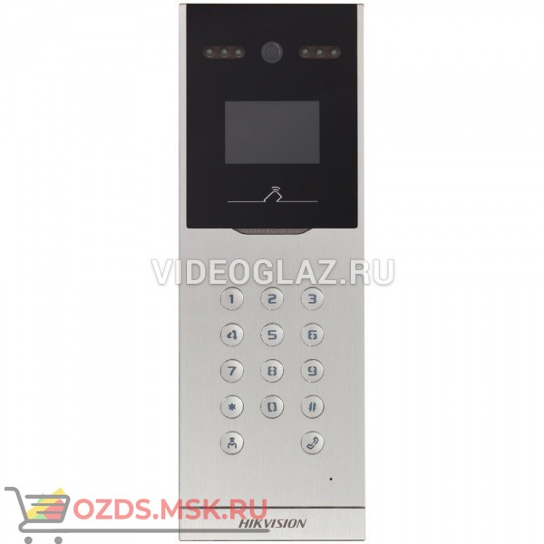 Hikvision DS-KD8002-VM Вызывная панель IP-домофона