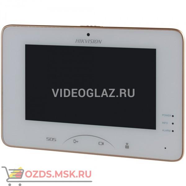 Hikvision DS-KH8301-WT Монитор IP-домофона