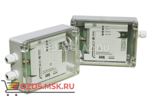 Спецприбор БПЦ-IIC Прибор приемно-контрольный взрывозащищенный